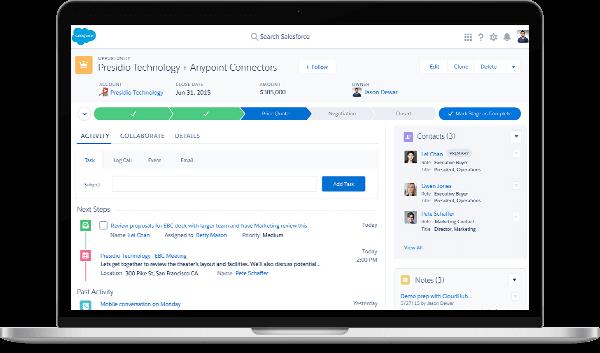 Silo Connectors salesforce implementation services