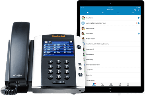 Salesforce Ringcentral