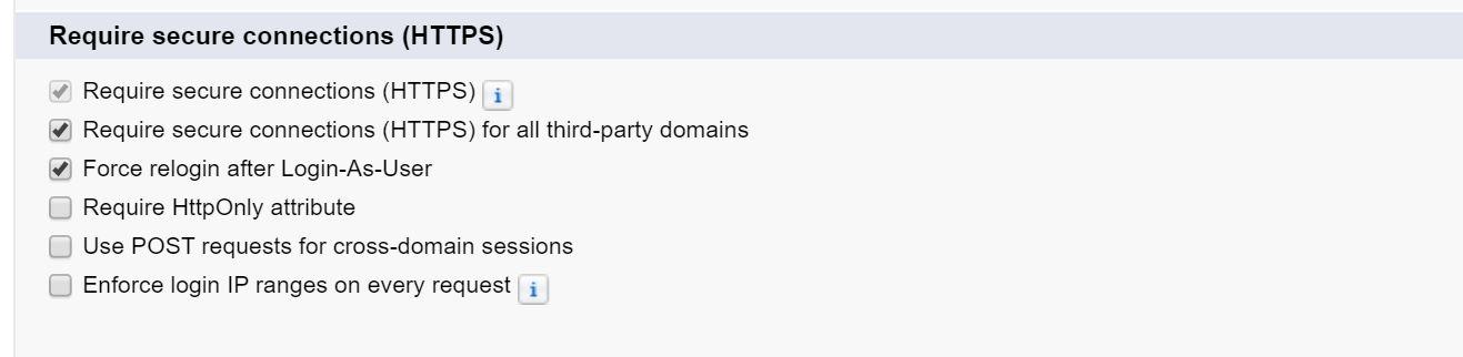 Require HTTPS Image